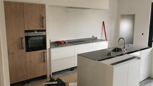 Keukens installeren